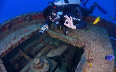 L'équipement nécessaire pour faire de la photo sous-marine